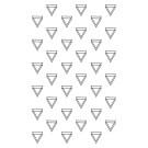 Schwarze Dreiecke