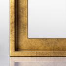 Schattenfugenrahmen LEMGO Blattgold 15 x 15 cm