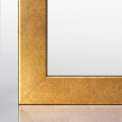 Posterrahmen Monza Blattgold 20 x 20 cm