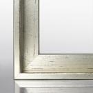 Schattenfugenrahmen LEMGO Silber Antik 15 x 15 cm