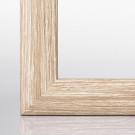 Bilderrahmen VALENCIA Sonoma Eiche (Dekor) 15 x 21 cm (DIN A5)