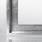 Schattenfugenrahmen LEMGO Silberglanz Vintage 15 x 15 cm