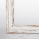 """Bilderrahmen CLARA Eiche Weiß 11X14"""" (Zoll/inch) 28 x 35.6 cm"""