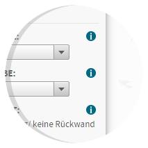 Konf.info buttons