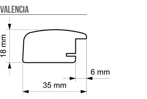 Valencia sizes
