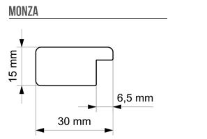 Monza sizes