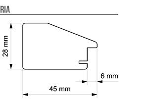 Ria sizes