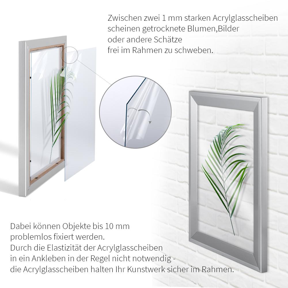 Informationen zu Doppelglas-Rahmen